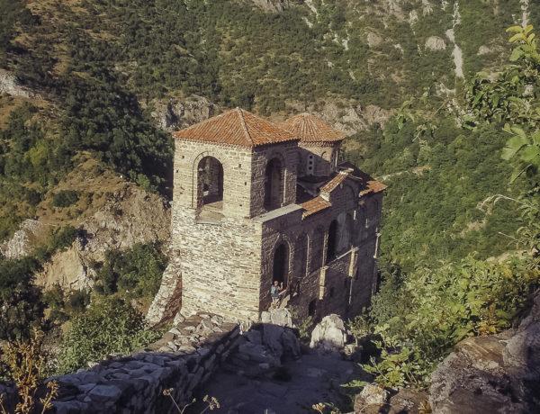 Yaz Vacha, Batschkowo Monastery & Assen`s Fortress