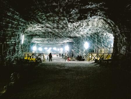 Salt Mine: Ocnele Mari