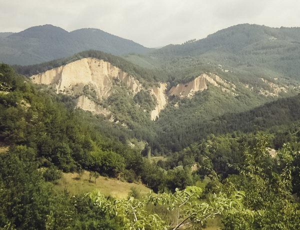 The Town of Melnik & The Rozhen Monastery