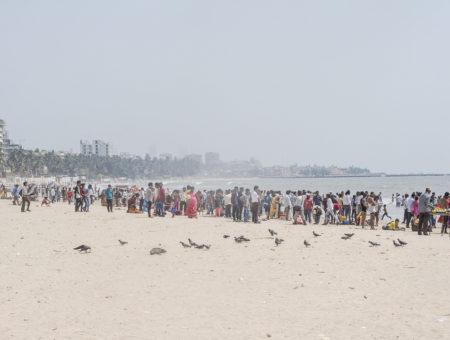 Mumbai: Juhu Beach