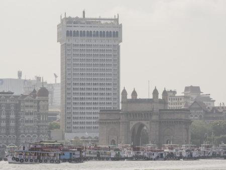 Mumbai: Back by boat