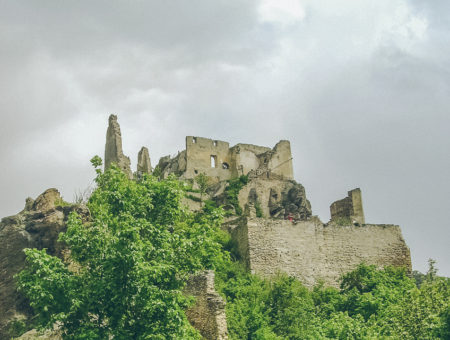 Ruin Dürnstein