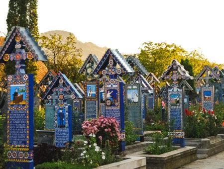 Merry Cemetery – Cimitirul Vesel Sapanta