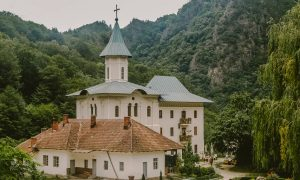 Turnu Monastery