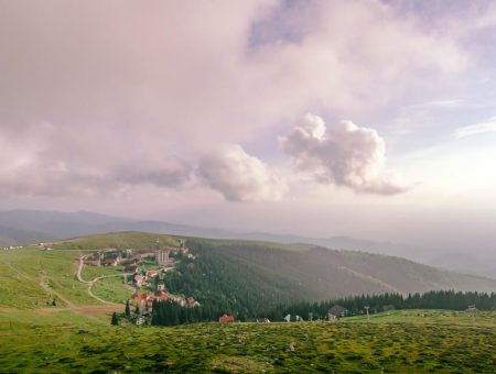 Muntele Mic 1.802 m Hike