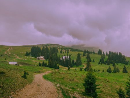 Meteo Station Cuntu 1.417 m Hike