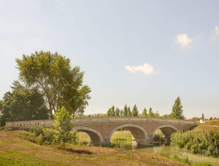 Bridge in Kráľová pri Senci