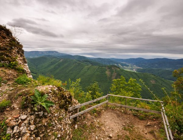 Hike: Muran Castle in Muranska Planian NP