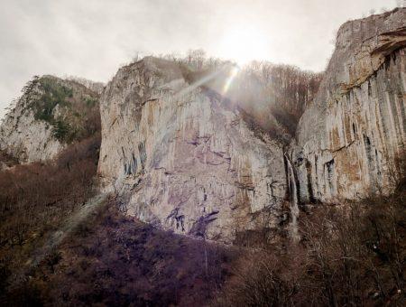 Waterfall Vânturătoarea Hike