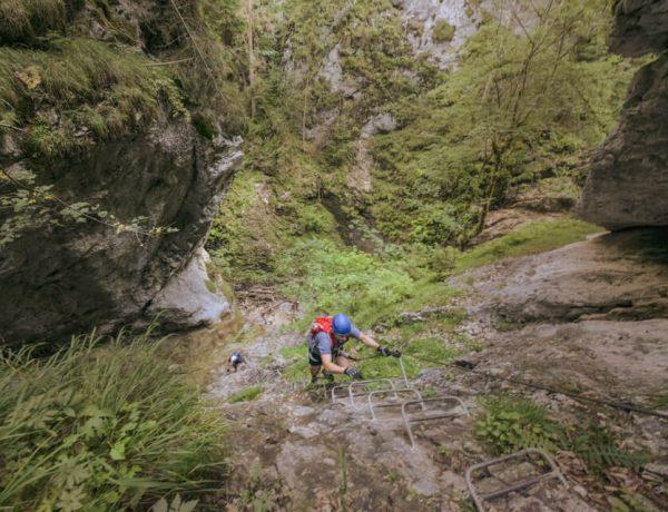 Hike: Ferrata – Kyseľ (Slovak Paradise NP)