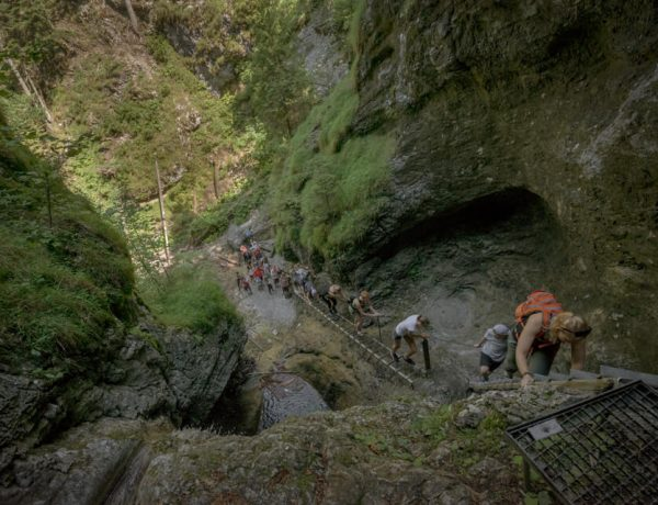 Hike: Suchá Belá & Kláštorisko & Prielom Hornádu (Slovak Paradise NP)