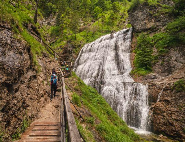 Wasserlochklamm Palfau (Nature Park Steirische Eisenwurzen)