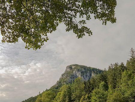 Nature Park Falkenstein-Schwarzau: Falkenstein 1011m