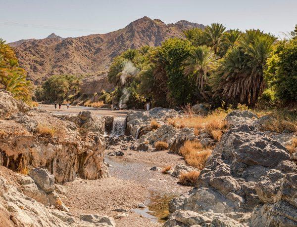 Hoqain Waterfall