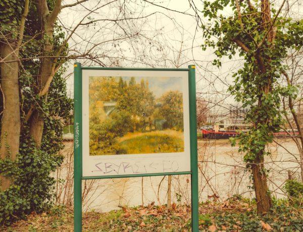 Le Chemin des Impressionnistes – Circuit Monet [HIKE]