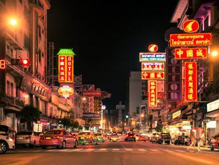 Bangkok: Nightwalking