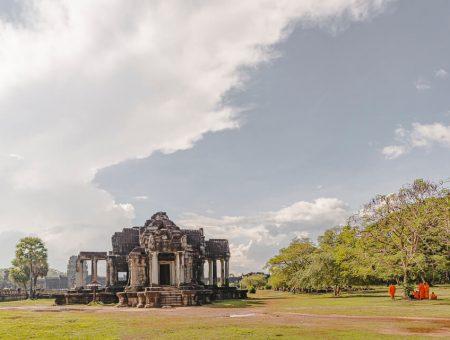 Angkor Wat & Phnom Bakheng