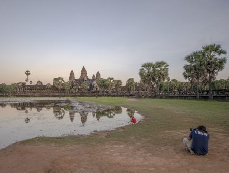 Angkor Wat – Sunset