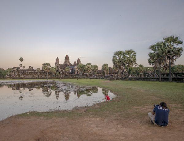 Angkor Wat – Sunset