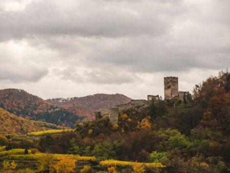 Nature Park Jauerling-Wachau: Spitz & Ruine Hinterhaus
