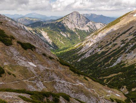 Nature Park Mürzer Oberland: Windberg 1903m