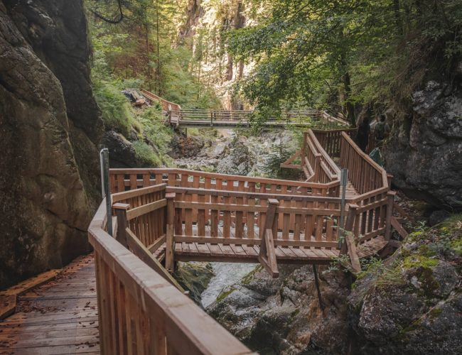 Nature Park Steirische Eisenwurzen: Nothklamm & Geopfad