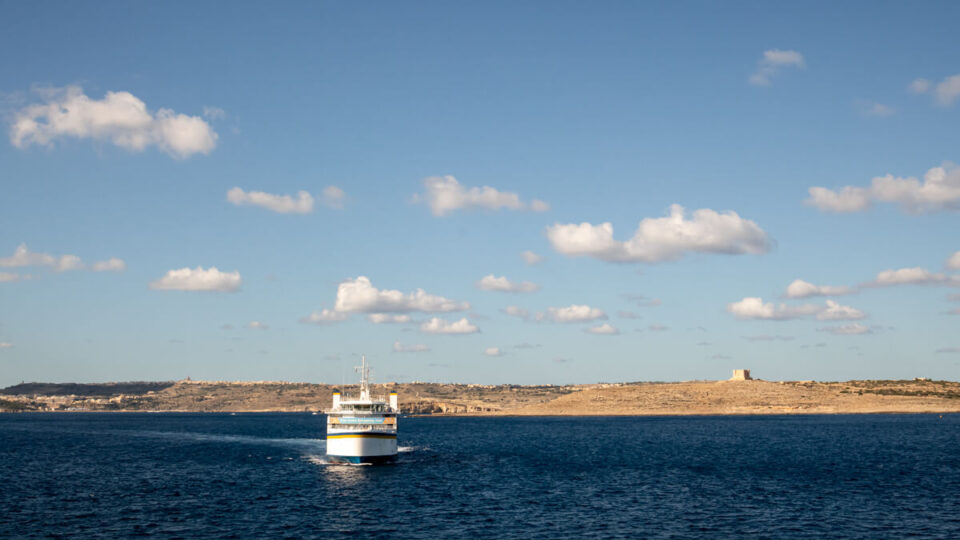 Ferry To Gozo