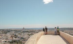 The Powerful Cittadella Of Victoria