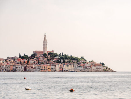 Rovinj and the Fishermen