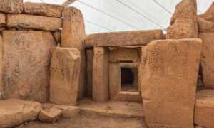 On the Trail of the Giants: Hagar Qim Temple (UNESCO)