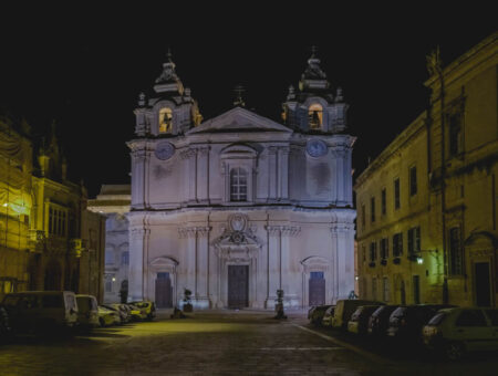 Mdina by Night