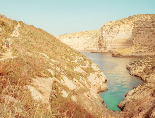 Hike: Reverently Along The Sanap & Ta ´Cenc Cliffs