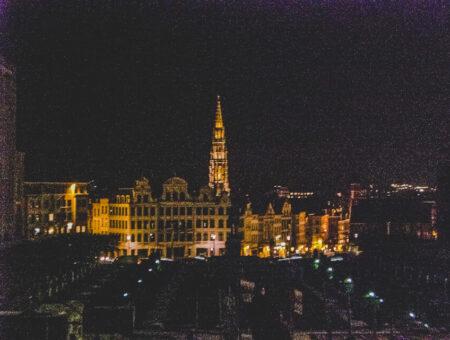 BELGIUM – Brussels, de facto capital of the European Union