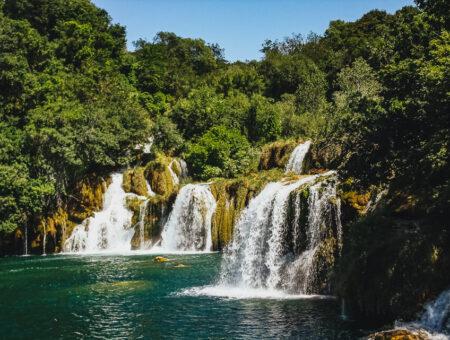 National Park Krka: More Swimming than Hiking
