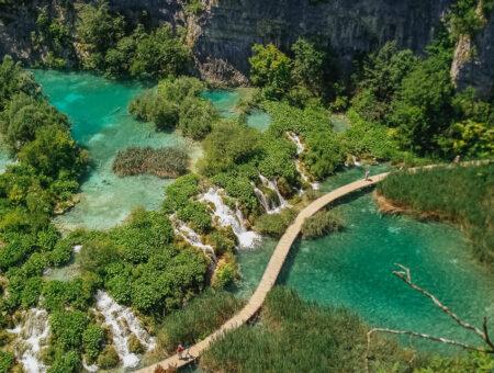 Croatia: Water and Stone