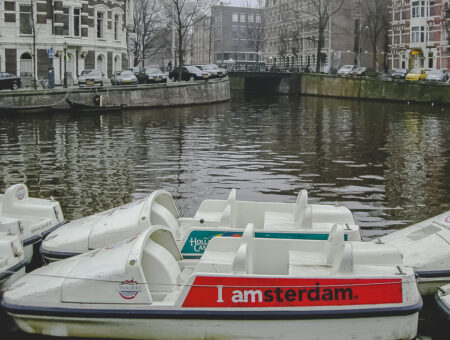 Amsterdam – Dreams, Nightmares & The Promise of Freedom