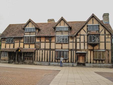 Stratford-upon-Avon – Shakespeare's Birthplace