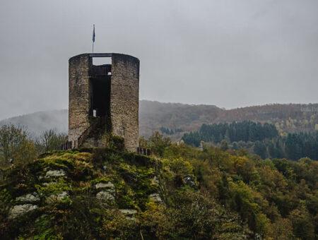 Esch-sur-Sûre Castle