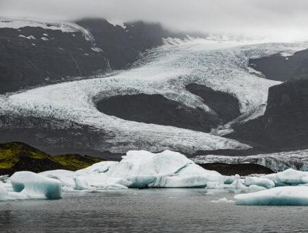 Fjallsjökull Glacier & Fjallsárlón Glacier Lake – Vatnajökull National Park