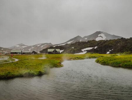 Landmannalaugar & The Rain