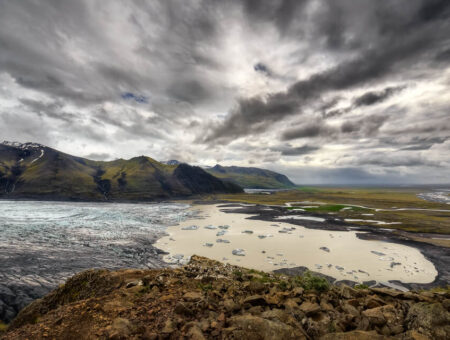 ICELAND – Clouds, Water and Ice