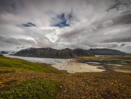 Skaftafellsjökull Glacier – Skaftafell National Park